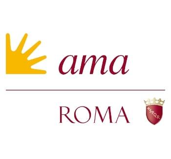 ☎ Ama Roma contatti